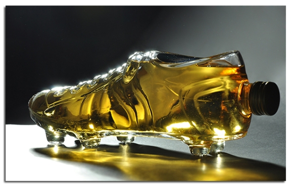 Golden shoe - whisky