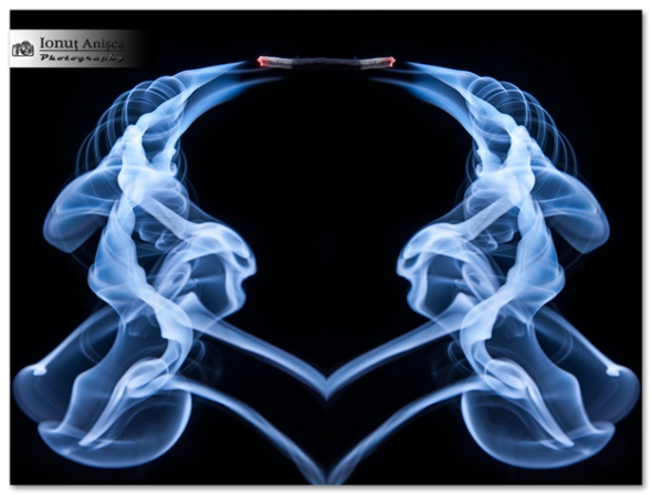 Smoke-photography
